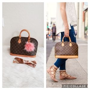 🎀🍀SOLD🍀🎀 Louis Vuitton Alma PM